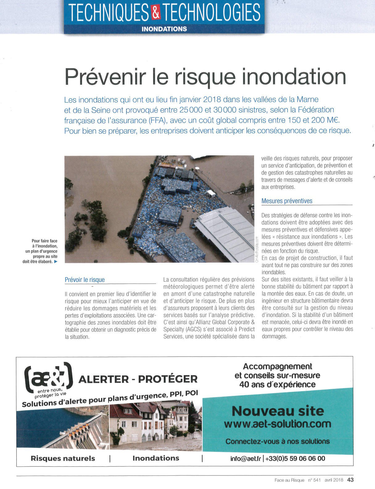 insertion presse aet-solution.com