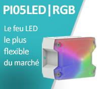 Nouveauté : PI05 LED, le feu le plus flexible du marché