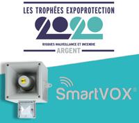 Trophée Argent Expoprotection