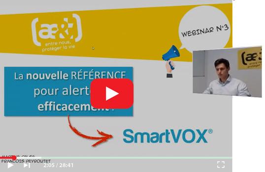Webinar n°3 |  Comment alerter efficacement ?